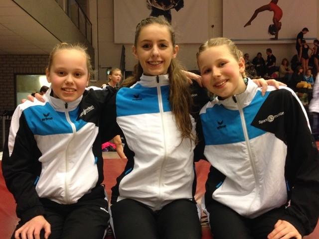 Prima resultaten bij districtswedstrijd in Amsterdam
