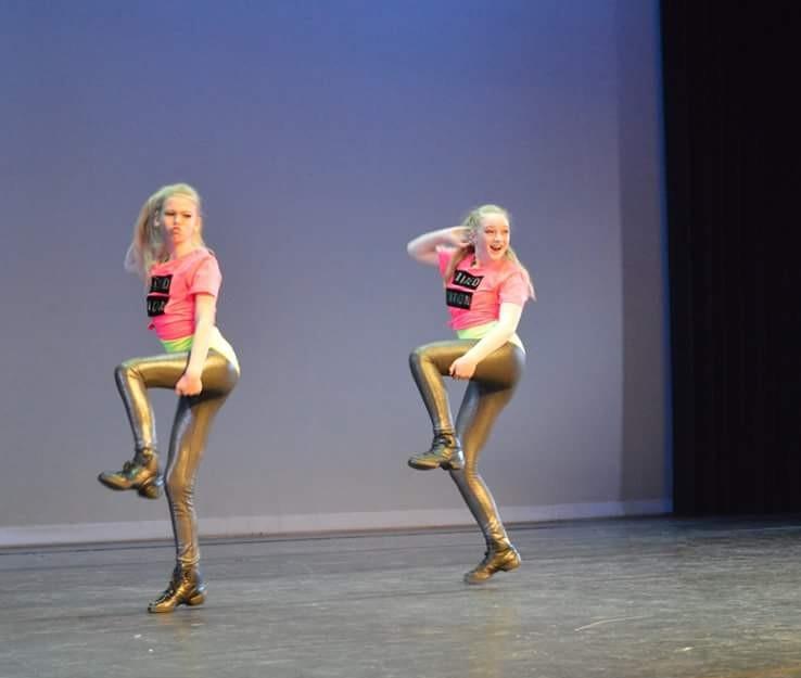 2e plaats voorronde Streetdance