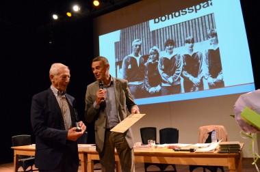 Henk Groenheijde 75 jaar lid