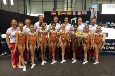 Flanders Internationaal Team Challenge 2017