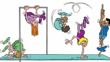 Gymlessen voor kinderen met een motorische achterstand