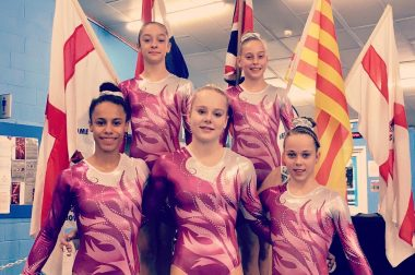 Internationaal succes voor turnsters van Pro Patria