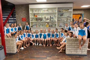 Mooie resultaten bij springwedstrijden in Bodegraven