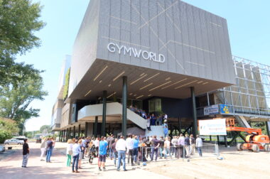 Impressie van Gymworld