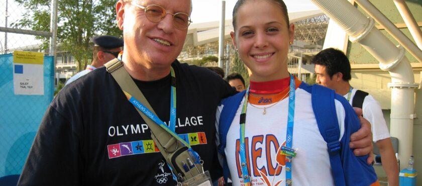 Meet & Greet met Olympisch turnster en turncommentator