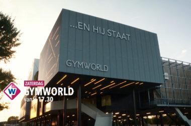 Gymworld …en hij staat op TV West