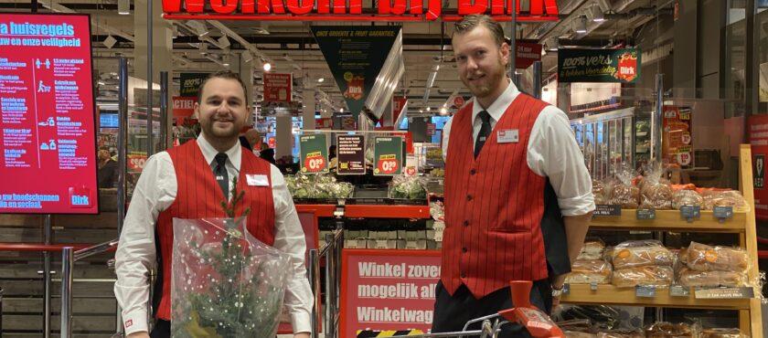 Chocoladeletters dankzij Dirk van den Broek!