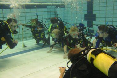 Korting op duikles bij Dive Post