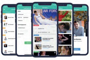 Pro Patria lanceert Club App