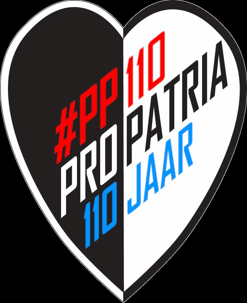 Pro Patria 110 jaar