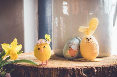 Buitenlessen tijdens paasweekend