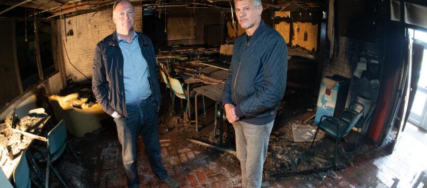#PP110: Brand in de Noord Westerhal