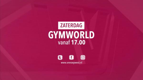 Gymword op TV West
